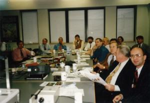 Teilnehmer aus der internationalen Tankstellen- und Handelsszene
