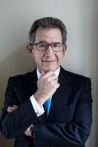 Lord John Browne, Vorsitzender des DEA Aufsichtsrats