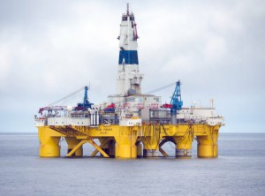 Shell has received the final federal permission to drill into oil-bearing layers of rock below Arctic Ocean (Mark Fink/Courtesy of Shell)