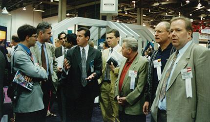 Besuch der größten Tankstellenmesse der Welt in Las Vegas, Nevada,veranstaltet von der National Association of Convenience Stores.