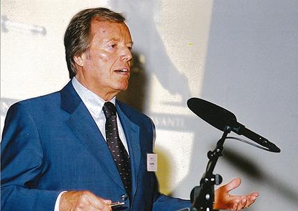 Gerd Held (Shell) gibt einen Einblick in die Philosophie des erfolgreichen Shell Select Convenience-Konzepts.