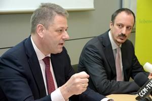 Umweltminister Andrä Rupprechter:  Erdgas ist unentbehrlich für die Energiewende. Tanktourismus sichert Milliarden Euro an Steuereinnahmen